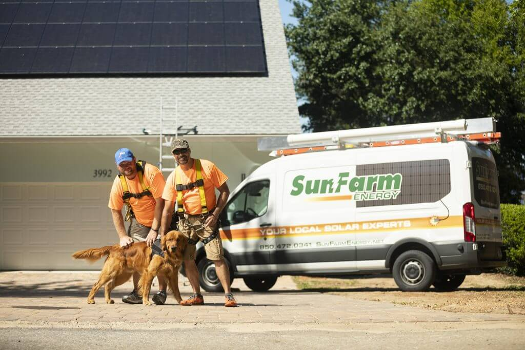 SunFarm Energy is installing customized solar PV systems tailored to your energy needs.