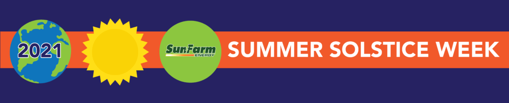 We're celebrating the 2021 Summer Solstice! Follow along for activities, resources, and more.